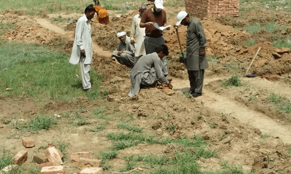 construction companies in pakistan