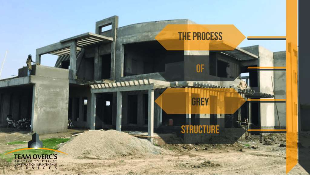 grey structure latest cost