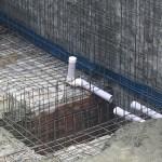 basement construction basement sewerage system