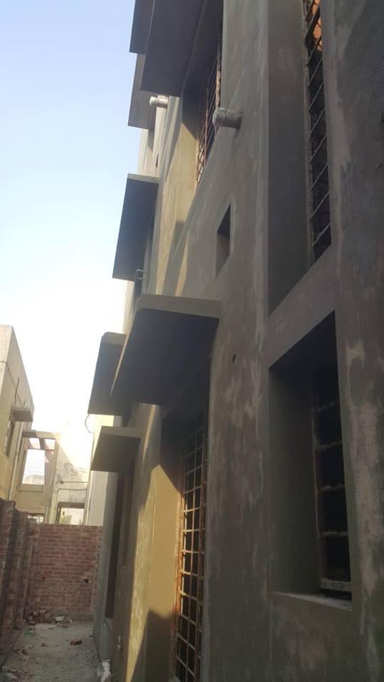 tariq garden external plaster