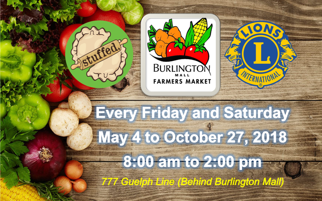 Burlington Farmers' Market Entering 60th Year
