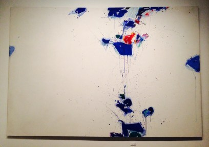 Sam Francis, 1923-1994 Towards Disappearance, 1957