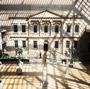 Sculpture Gallery, The Met