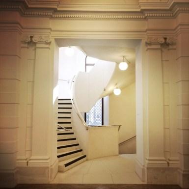 Tate Britain, Interior.
