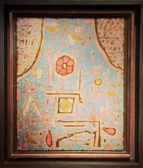 Paul Klee, 1879-1940. Efflorescence, 1937.