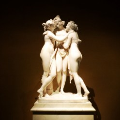 Antonio Canova, 1757-1822. The Three Graces, 1814-1817.