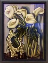 Tamara de Lempicka, 1898-1980. Les Arums, 1935.