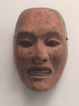 Noh Mask: Yamanba, Edo period, 17th-18th Century.