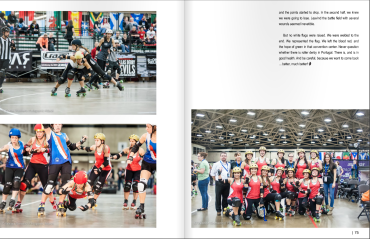 Girls Who Ride Mag Mundial Roller Derby January-March 2015 Eng5
