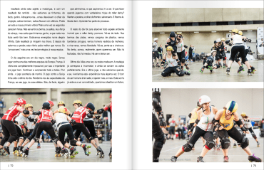 Girls Who Ride Mag Mundial Roller Derby January-March 2015 Por4