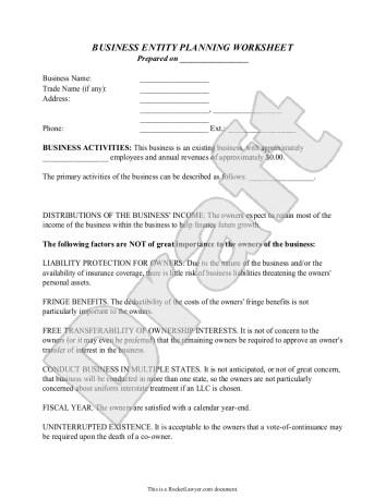 Legal Entity - Public Entity Forms