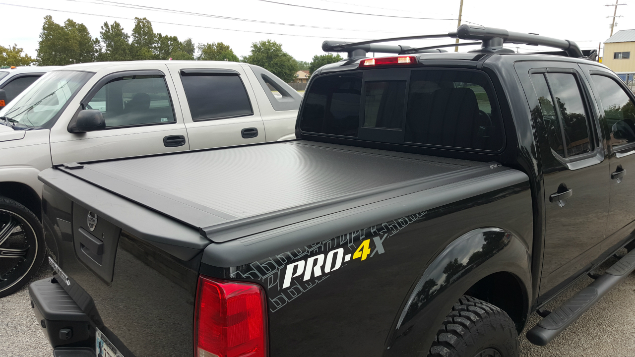 Nissan Frontier Bed Cover