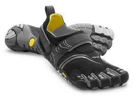 footwear P90X vibrams