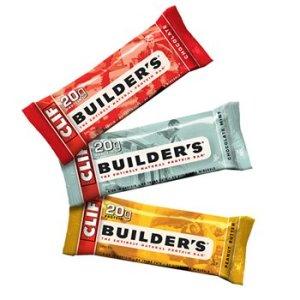 clif builder bars