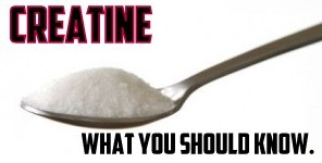 Creatine: The most proven and effective!