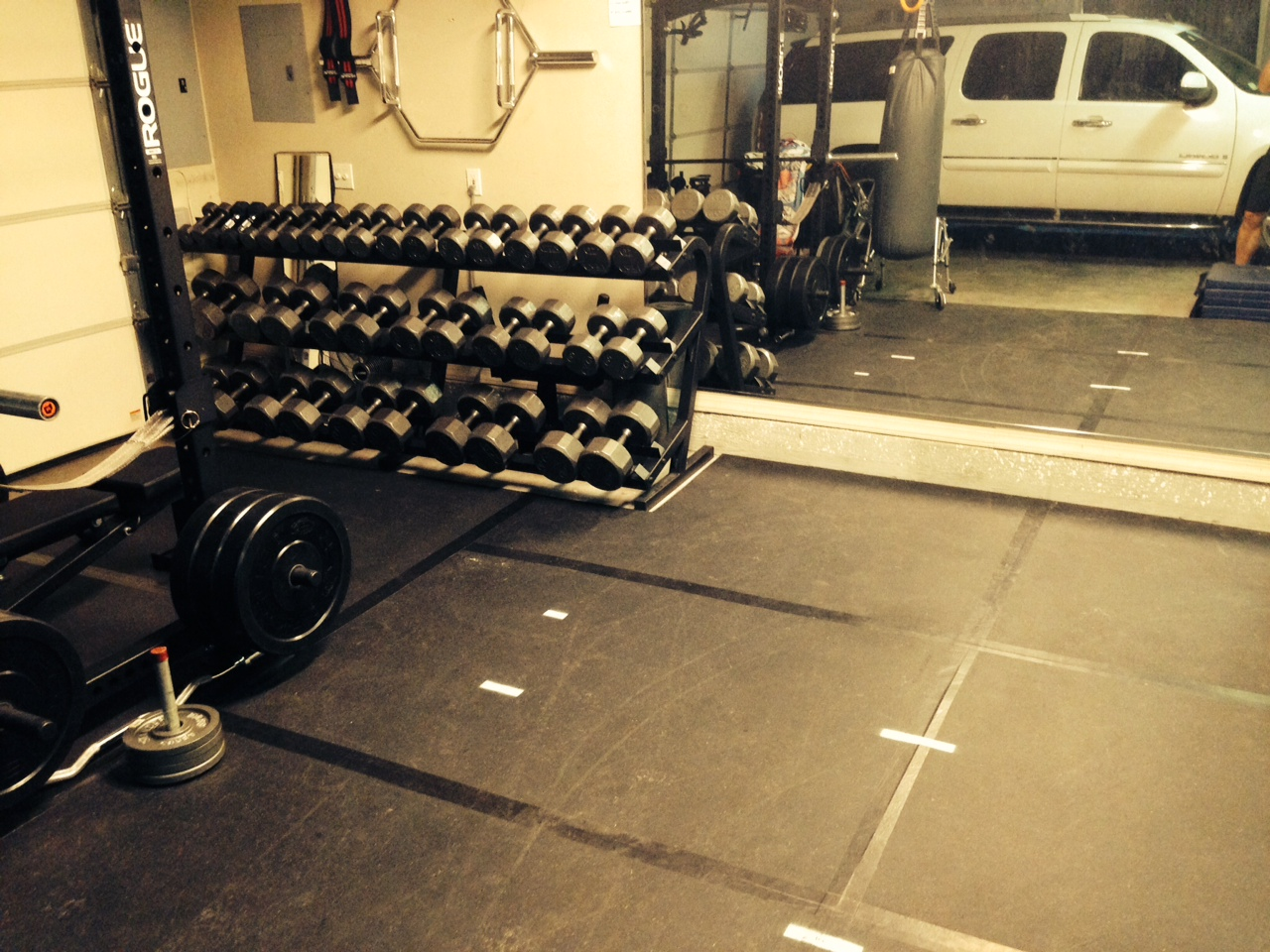 My Beast Weights And Reps