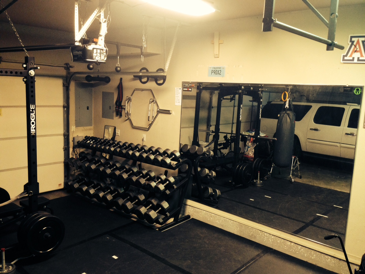Home Gyms Teamripped And Beachbody Style