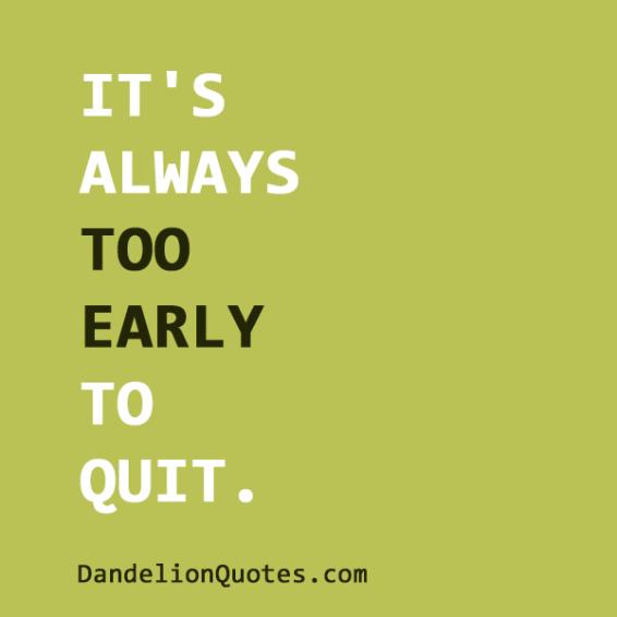 no-quit