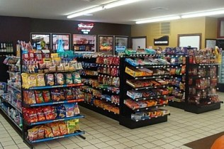 Gas Station and Convenience Store Snacks