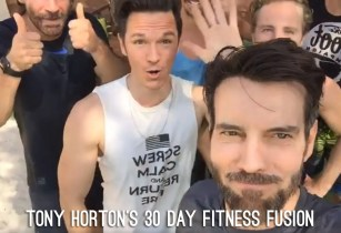 Tony Horton's 30 Day Fitness Fusion