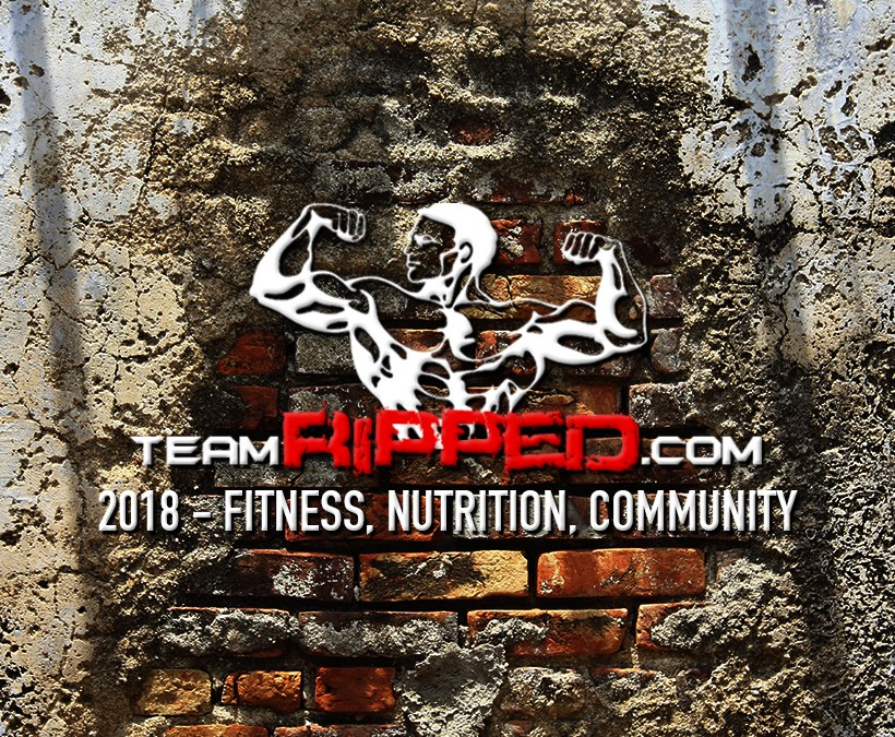 teamRIPPED 2018 – Facebook Fitness, Nutrition, and Community