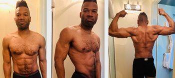 TJ's BEAST Transformation!