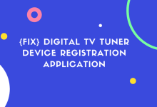 Photo of Digital TV Tuner Device Registration Application {100% Working Solution}