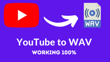 YouTube to WAV Convert Online FREE 2020