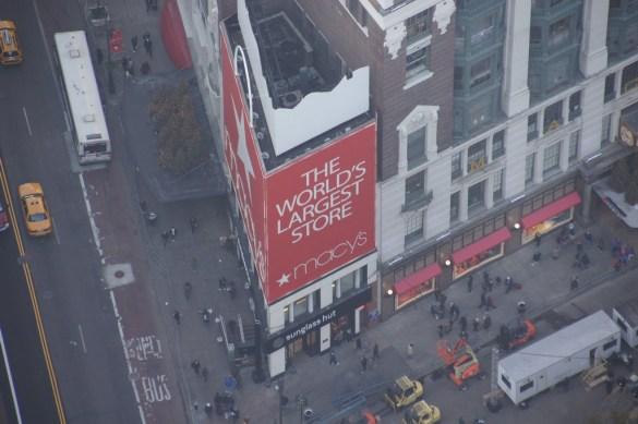 Macey's - das größte Kaufhaus der Welt