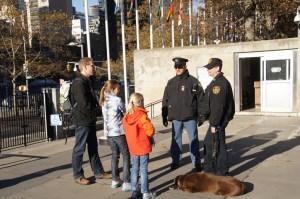 Smalltalk mit den Guards