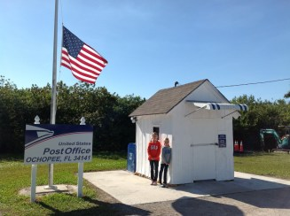 Smallest Post Office in US
