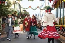 Show auf der Main Street