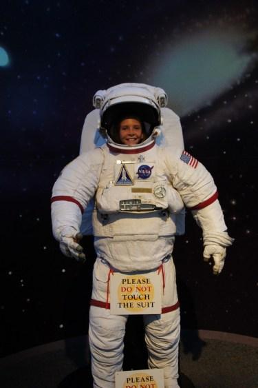 Junior Astronaut - 2