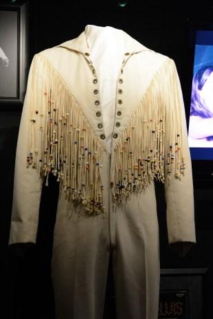 klassisches Elvis-Outfitt