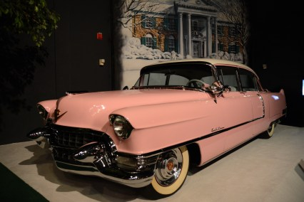 der rosa Cadillac