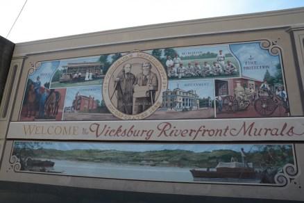 Mural - Vicksburg
