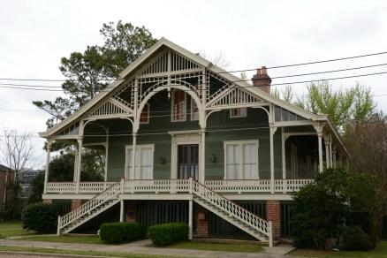Antebellum Haus in Vicksburg