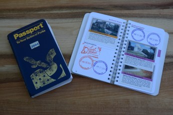 Passport für National Parks
