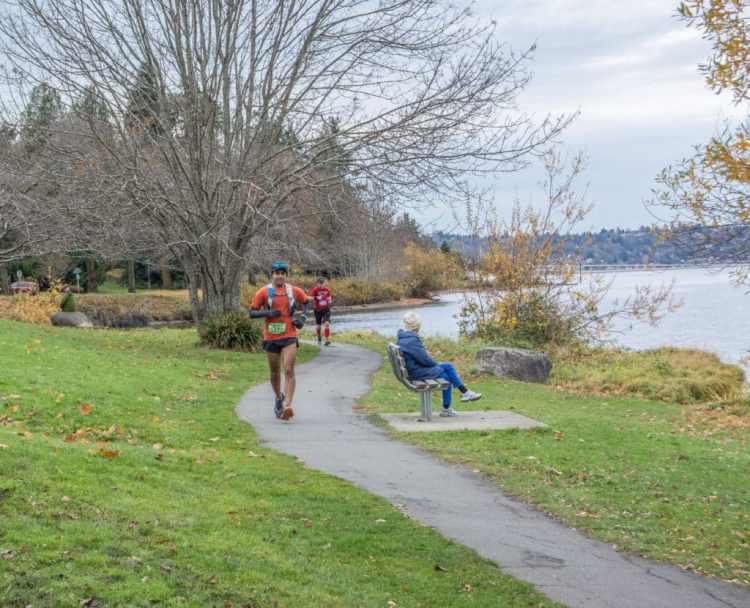 ghost of seattle marathon race report