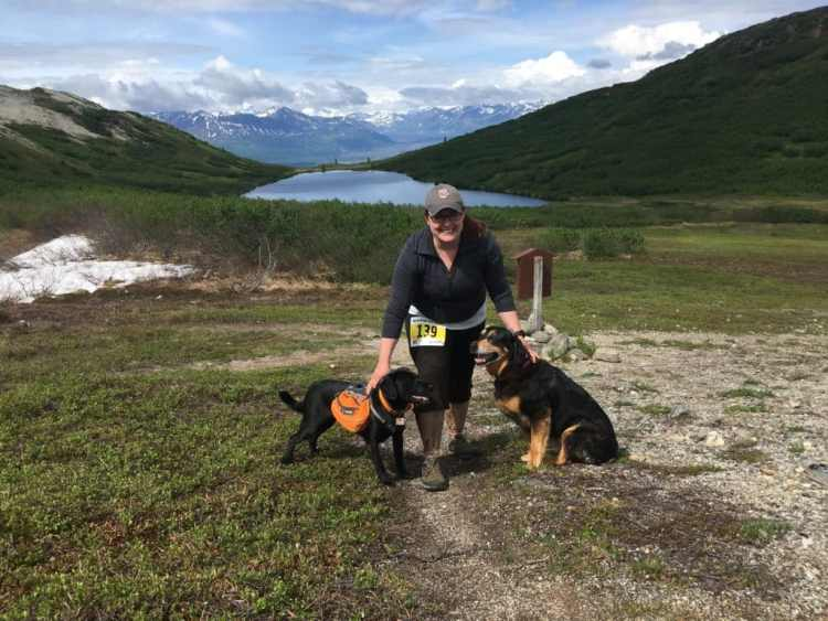 kesugi ridge traverse race report