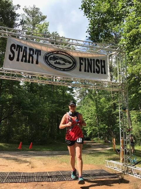 rockin choccolocco race report