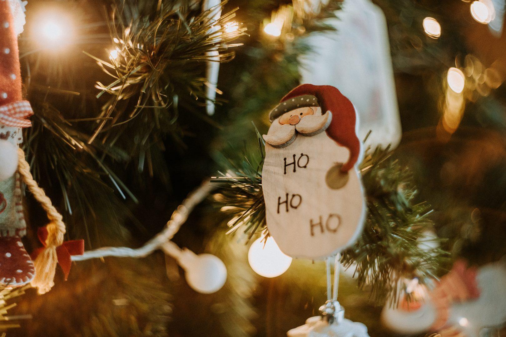 Santa Claus decor