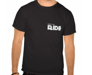 Enjoy The Ride Tee