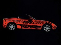 1991 BMW Z1 Art Car by A. R. Penck