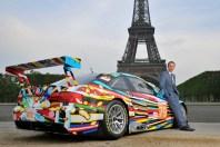 Jeff Koons BMW M3 GT2 art car 2010