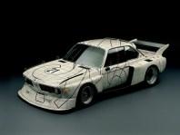 1976 BMW 3.0 CSL Art Car by Frank Stella