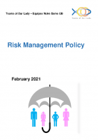 Risk Management Policy Cover
