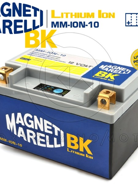 BATTERIA A LITIO MAGNETI MARELLI YTX14-BS SUZUKI DR BIG 800 1997