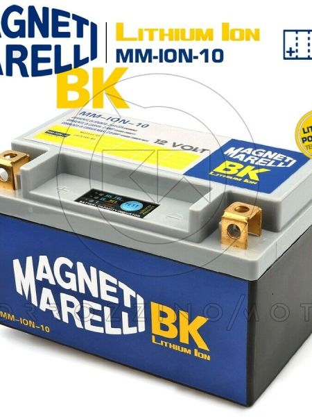 BATTERIA A LITIO MAGNETI MARELLI YTX14-BS HONDA VT C2 SHADOW 1100 2006 2007