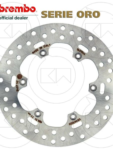 DISCO FRENO POSTERIORE BREMBO 68B40752 KTM EXC SIX DAYS 500 2011 > 2017